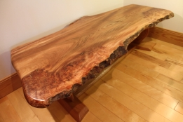 'Side of Salmon' table