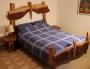 Winged Burr Elm Bed Side