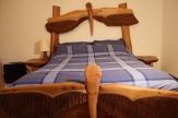Winged Burr Elm Bed Front