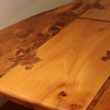 'Lintilea' Coffee table detail