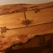 'Lintilea' Coffee table top