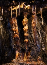 'Cavern' effect lighting detail