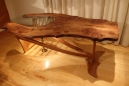 'Orca' Dining table side
